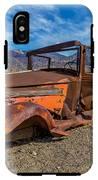 Desert Relic IPhone X Tough Case