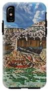 Ghost Ranch New Mexico IPhone X Tough Case