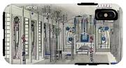 Design For A Music Room With Panels By Margaret Macdonald Mackintosh IPhone X Tough Case