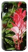 Devils Blush - Australian Native In Blue Mountains IPhone X Tough Case