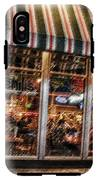 Dinner Time IPhone X Tough Case