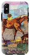 Distracted Riding IPhone X Tough Case