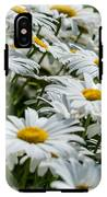 Dizzy With Daisies IPhone X Tough Case