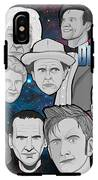 Doctor Who Collage IPhone X Tough Case