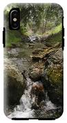 Donner Creek IPhone X Tough Case