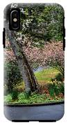 Downhill Landscape Scene IPhone X Tough Case