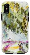 Dreaming Of Provence IPhone X Tough Case