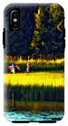 Dreams Can Fly Paint IPhone X Tough Case