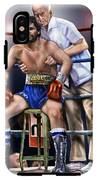 Duran Hands Of Stone 1a IPhone X Tough Case