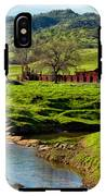 Early Spring In The Valley IPhone X Tough Case