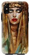 Egyptian Culture 4 IPhone X Tough Case