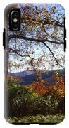 Elegant Fall IPhone X Tough Case