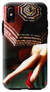 Elena Umbrella IPhone X Tough Case