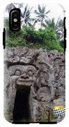 Elephant Cave Temple IPhone X Tough Case