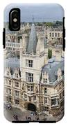 Elevated View Of Cambridge IPhone X Tough Case