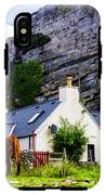Elgol Cottage, Skye IPhone X Tough Case