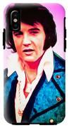 Elvis Presley The King 20160117 IPhone X Tough Case