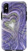 Emerging Heart IPhone X Tough Case