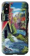Enchanted Forest IPhone X Tough Case