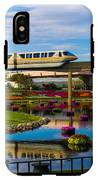 Epcot - Disney World IPhone X Tough Case