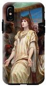 Esther Before Ahasuerus IPhone X Tough Case