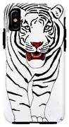 Eye Of The Tiger IPhone X Tough Case
