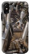F-1 Rocket Engine IPhone X Tough Case