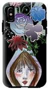 Face Vase IPhone X Tough Case