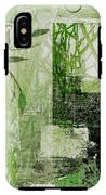 Faded Floral IPhone X Tough Case