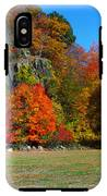 Fall At The Hook IPhone X Tough Case