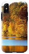 Fall Reflections Of Indiana IPhone X Tough Case