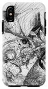 Fantasy Drawing 1 IPhone X Tough Case