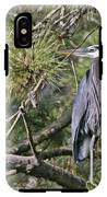 Feathers  IPhone X Tough Case