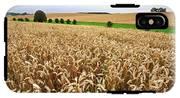 Field Of Wheat IPhone X Tough Case