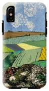 Fields To Gogh IPhone X Tough Case