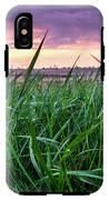 Finn Line Grass IPhone X Tough Case