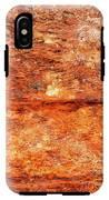Fire Rock IPhone X Tough Case