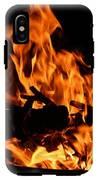 Firepit IPhone X Tough Case