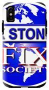 Fix Society IPhone X Tough Case