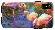 Flamingo Tangerine Dream IPhone X Tough Case