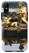 Flora Fountain - Palace Of Versailles IPhone X Tough Case