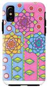 Flower Power 2 IPhone X Tough Case