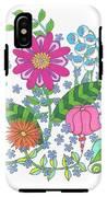 Flower Power 3 IPhone X Tough Case