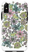 Flower Power 5 IPhone X Tough Case