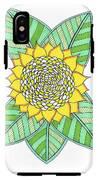 Flower Power 6 IPhone X Tough Case