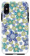 Flower Power 7 IPhone X Tough Case