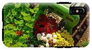 Flowers By Green Bench IPhone X Tough Case