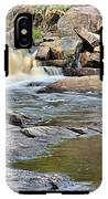 Flowing Over The Rocks IPhone X Tough Case