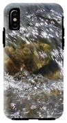 Flowing Water IPhone X Tough Case