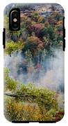 Fog In The Valley IPhone X Tough Case
